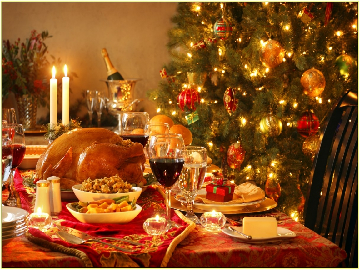 Image result for christmas dinner